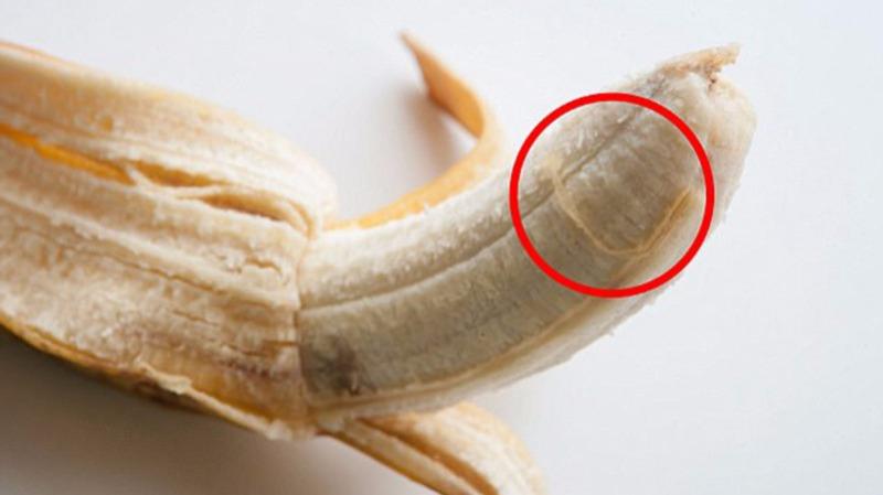 """香蕉里面那些烦人的""""白丝""""究竟是什么?"""