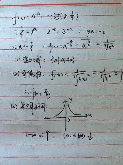 大胆性��f�x�_1/4),求fx的解析式,并指出其定义域,奇偶性,单调区间