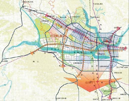 2030年的南宁经济总量_南宁2030年远景规划图